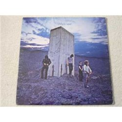 The Who - Whos Next Vinyl LP Record For Sale
