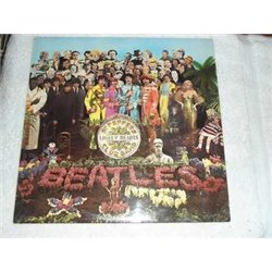 The Beatles - Sgt Peppers Lonely Hearts Club Vinyl LP For Sale