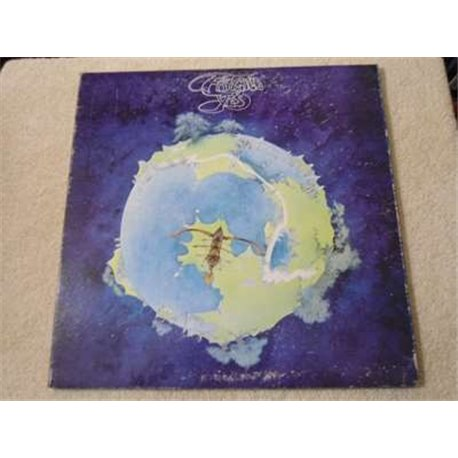 Yes - Fragile Vinyl LP Record For Sale