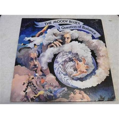 The Moody Blues - A Question Of Balance Vinyl LP For Sale