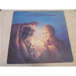 The Moody Blues - Every Good Boy Deserves Favour Vinyl LP For Sale