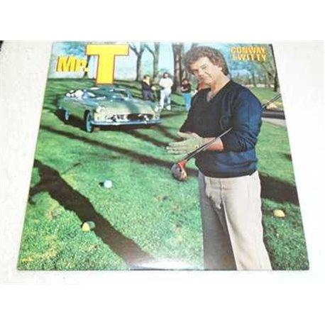 Conway Twitty - Mr T Vinyl LP Record For Sale