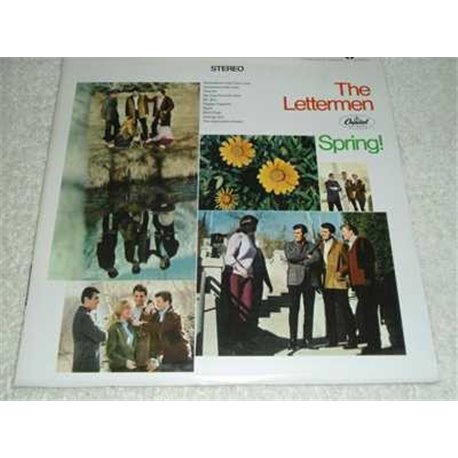 The Lettermen - Spring Vinyl LP For sale