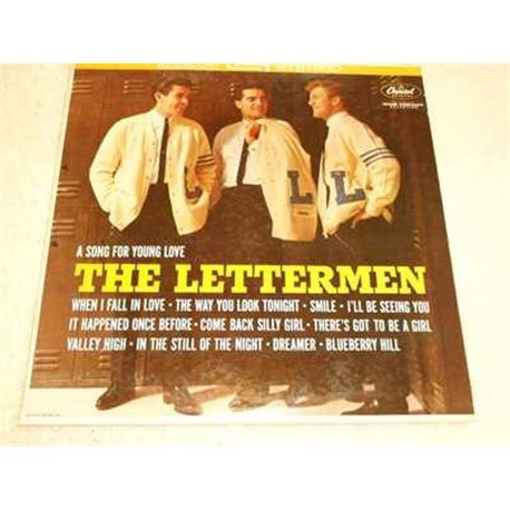 The Lettermen - A Song For Young Love LP Record For Sale