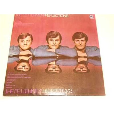 The Lettermen - Reflections Vinyl LP Record For Sale