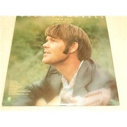 Glen Campbell - I Knew Jesus (Before He Was A Star) LP For Sale