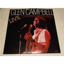Glen Campbell - Live At The Royal Festival Hall 2x LP For Sale