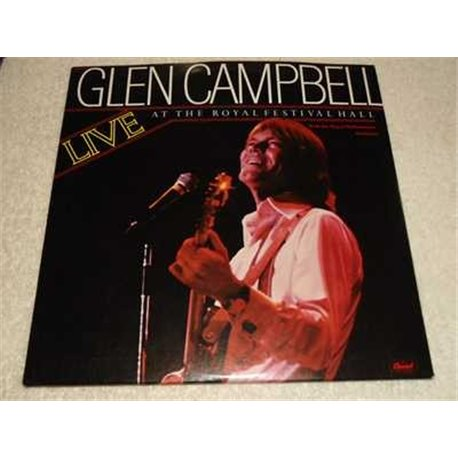 Glen Campbell - Live At The Royal Festival Hall LP For Sale