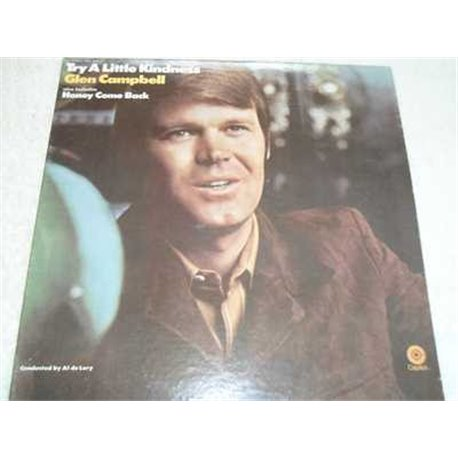 Glen Campbell - Try A Little Kindness Vinyl LP For Sale