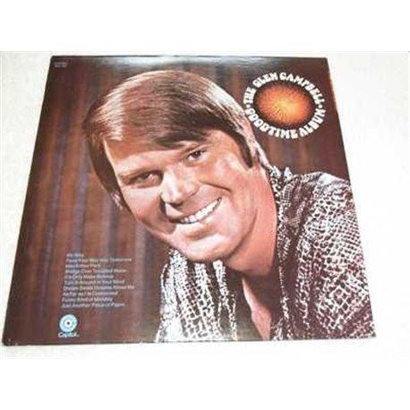 Glen Campbell - The Goodtime Album Vinyl LP For Sale