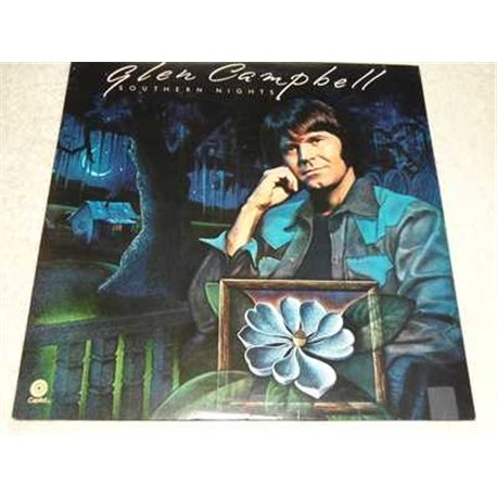 Glen Campbell - Southern Nights Vinyl Record For Sale