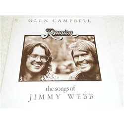 Glen Campbell - Reunion The Songs Of Jimmy Webb LP For Sale