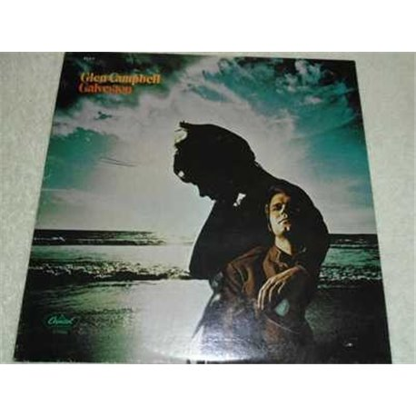 Glen Campbell - Galveston Vinyl LP Record For sale