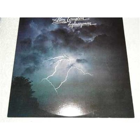 Glen Campbell - Highwayman Vinyl LP Record For Sale