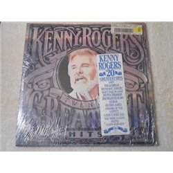 Kenny Rogers - Twenty Greatest Hits Vinyl LP For Sale