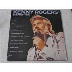 Kenny Rogers - Greatest Hits Vinyl LP Record For Sale