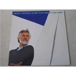 Kenny Rogers - Eyes That See In The Dark LP Vinyl Record For Sale