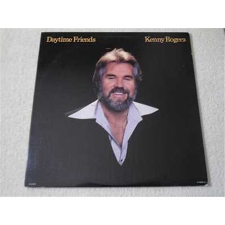 Kenny Rogers - Daytime Friends Vinyl LP Record For Sale