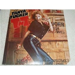 Tanya Tucker - TNT Vinyl LP Record For Sale