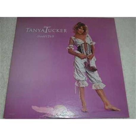 Tanya Tucker - Should I Do It Vinyl LP Record For Sale