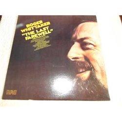 Roger Whittaker - The Last Farewell Vinyl LP For Sale
