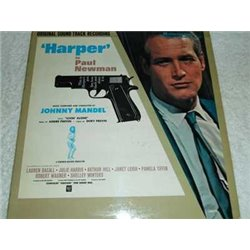 Harper Movie Soundtrack - Johnny Mandel Vinyl LP For Sale