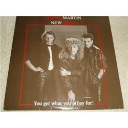 Jimmy Martin And New Deal - You Get What You Play For LP For Sale