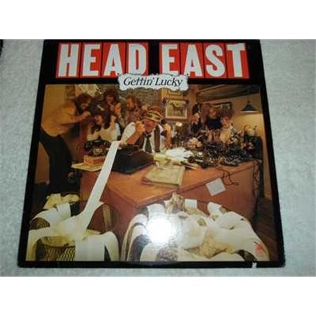 Head East - Gettin Lucky Vinyl LP Record For Sale
