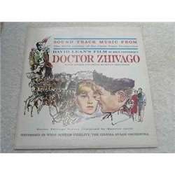 Doctor Zhivago - Sound Track Music Vinyl LP Record For Sale
