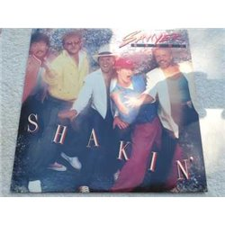 Sawyer Brown - Shakin Vinyl LP Record For Sale