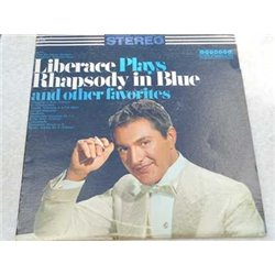 Liberace - Plays Rhapsody In Blue Vinyl LP For Sale