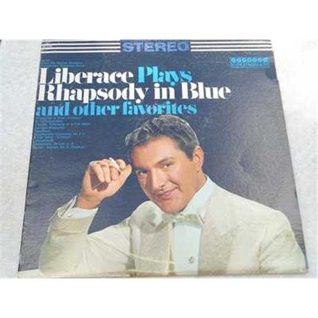 Liberace - Plays Rhapsody In Blue Vinyl LP For Sale