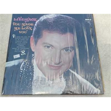 Liberace - You Made Me Love You Vinyl LP For Sale