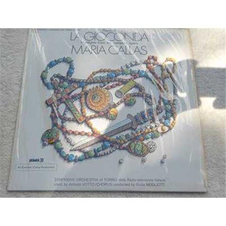 Ponchielli - Maria Callas - La Gioconda Highlights Vinyl LP For Sale