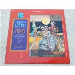 Joseph Haydn - Mass In D Minor Vinyl LP Record for Sale