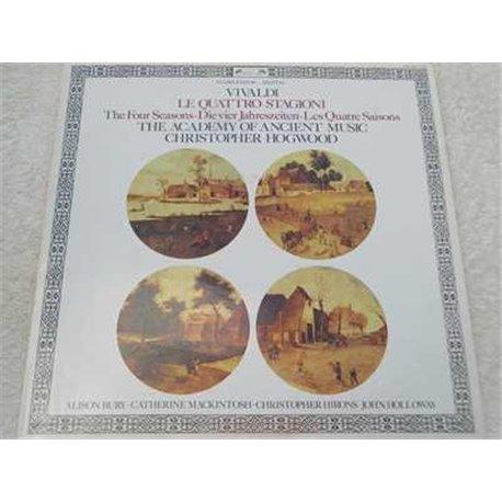 Vivaldi - Le Quattro Stagioni Vinyl LP For Sale