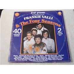 Frankie Valli - K-tel Presents Frankie Valli Vinyl 2x LP For Sale - RARE !!