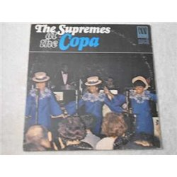The Supremes - At The Copa Vinyl LP Record For Sale