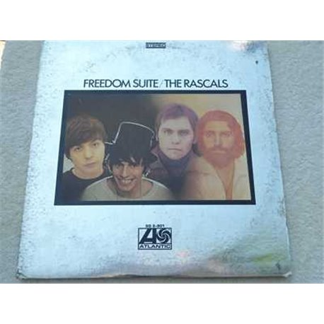 The Rascals - Freedom Suite Vinyl LP Record For Sale