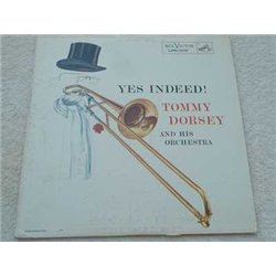 Tommy Dorsey - Yes Indeed Vinyl LP Record For Sale