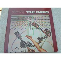 The Cars - Heartbeat City LP