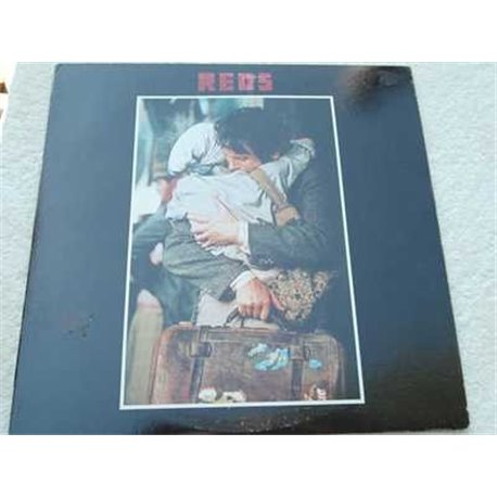 Reds - Motion Picture Soundtrack Vinyl LP Record For Sale