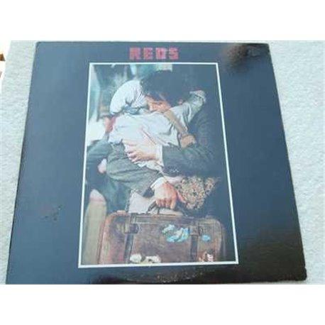 Reds - Motion Picture Soundtrack Vinyl LP Record For Sale