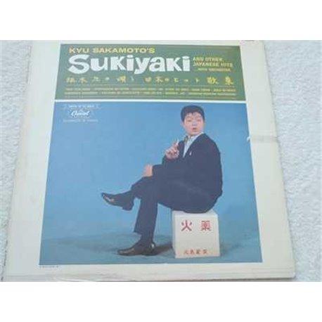 Kyu Sakamoto - Sukiyaki Vinyl LP Record For Sale