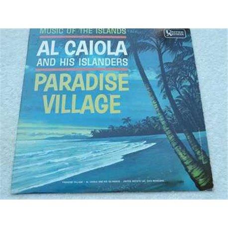 Al Caiola - Paradise Village Vinyl LP Record For Sale