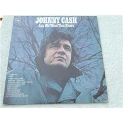 Johnny Cash - Any Old Wind That Blows Vinyl LP For Sale