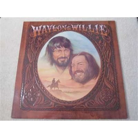 Waylon And Willie - Self Titled Vinyl LP Record For Sale