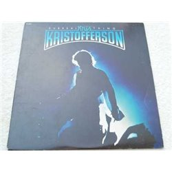 Kris Kristofferson - Surreal Thing Vinyl LP Record For Sale
