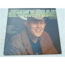 Jimmy Dean - Mr Country Music Vinyl LP Record For sale