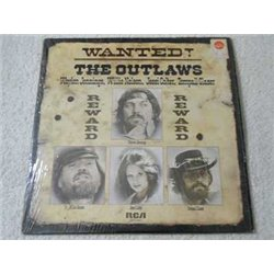 Wanted - The Outlaws - Waylon Willie Jessi Tompall LP For Sale